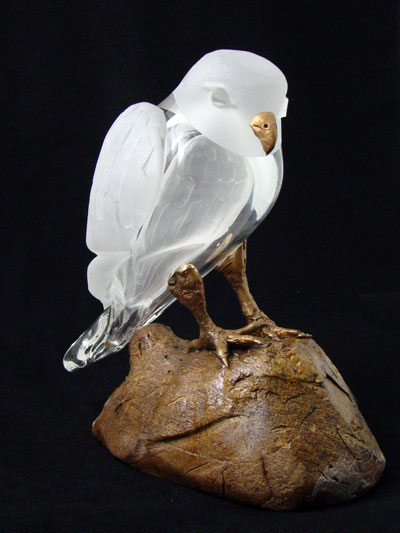 Bird Sculptures